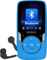 DIFRNCE MP1818 4GB Blue, bluetooth MP4 speler