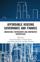Affordable Housing Governance and Finance