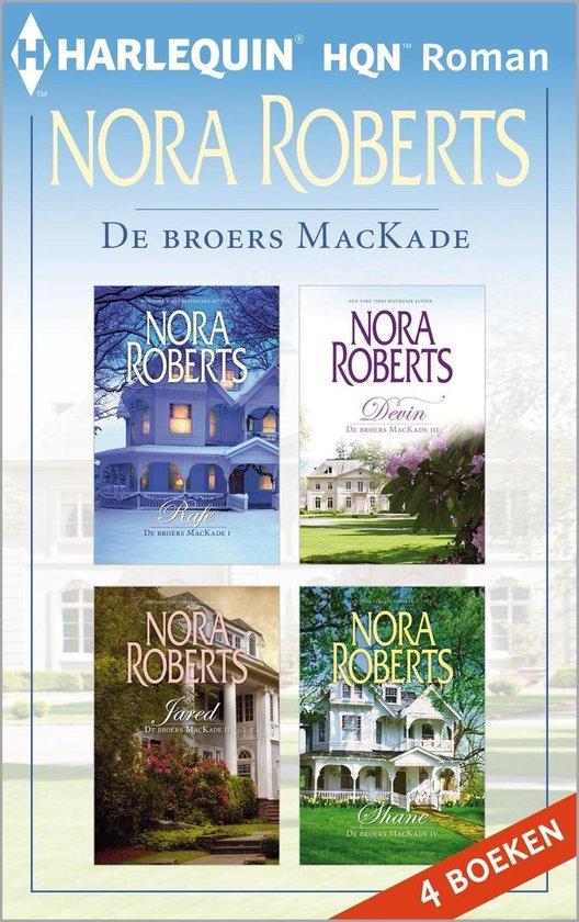 De broers MacKade, 4-in-1 - Nora Roberts |