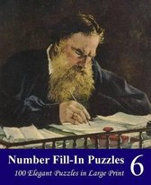 Number Fill-In Puzzles 6