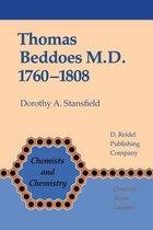 Thomas Beddoes M.D. 1760-1808
