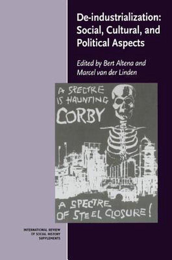 Boek cover De-Industrialization van Marcel Van Der Linden (Paperback)