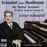 Schnabel plays Beethoven: 6 'Name' Sonatas, Fur Elise, Emperor Concerto