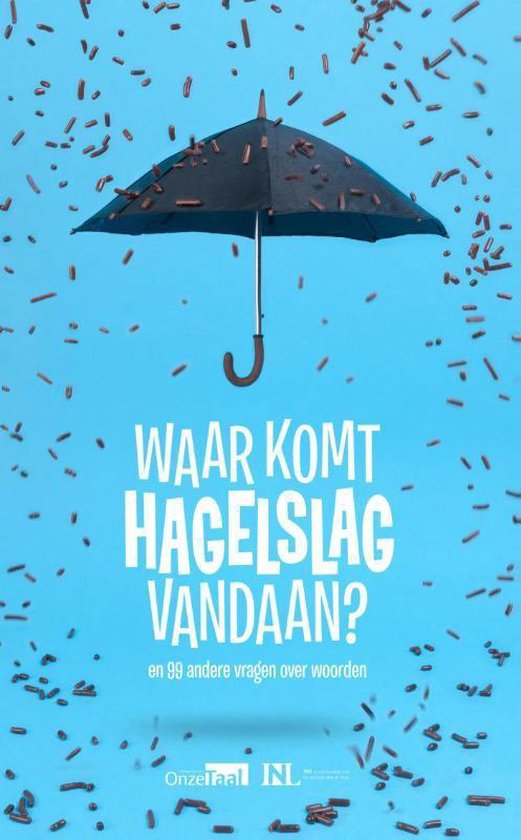Boek cover Waar komt hagelslag vandaan? van Thomas Rap (Paperback)