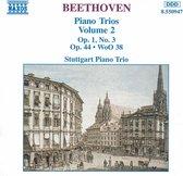 Beethoven: Piano Trios Vol.2