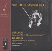 Brahms/Nielsen: Symphony No.4/Symphony No.4