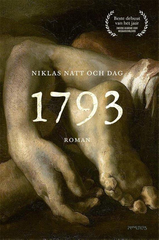Boek cover 1793 van Niklas Natt Och Dag (Hardcover)