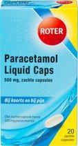 Roter Paracetamol Liquid caps - 20 tabletten