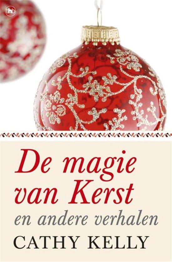 Cover van het boek 'De magie van kerst' van Cathy Kelly