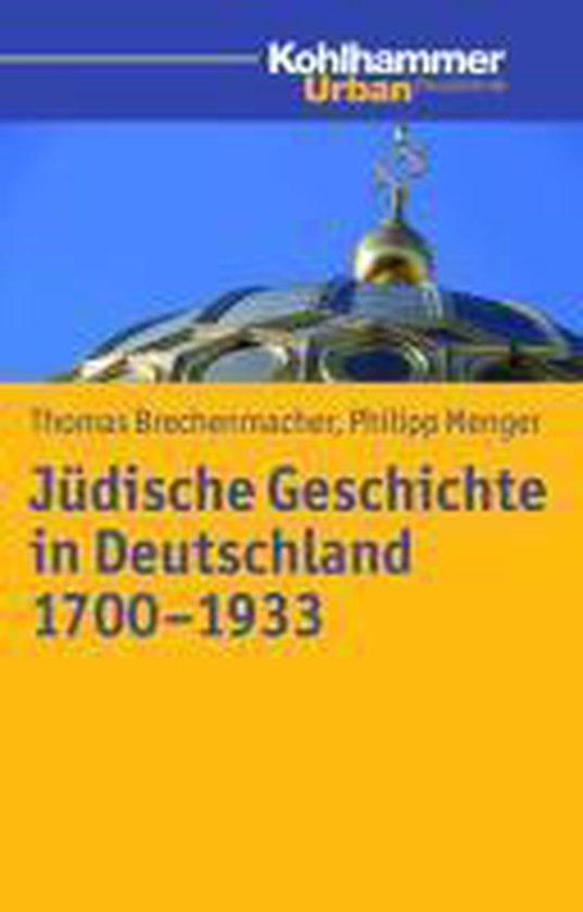 Neuere Deutsch-Judische Geschichte