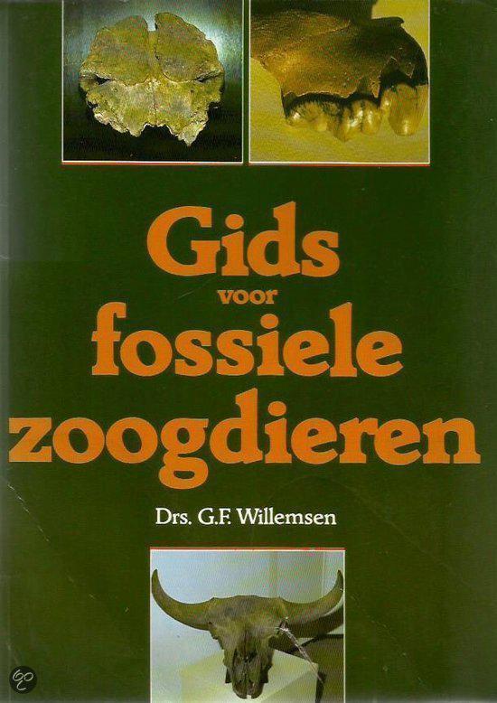Gids voor fossiele zoogdieren - Willemsen |