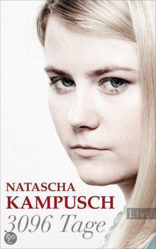 Boek cover 3096 Tage van Natascha Kampusch (Hardcover)