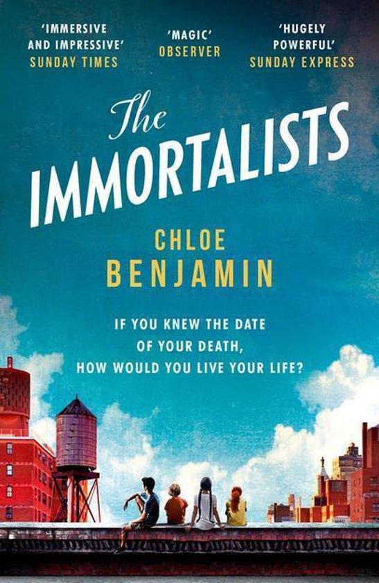 Boek cover The Immortalists van Chloe Benjamin (Onbekend)