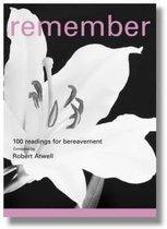 Boek cover Remember van Robert Atwell