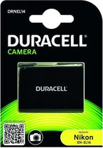 Duracell camera accu voor Nikon (EN-EL14)