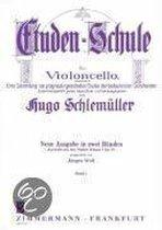 Etüden-Schule für Violoncello 1