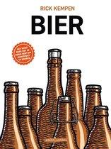 Boek cover Bier van Rick Kempen (Paperback)