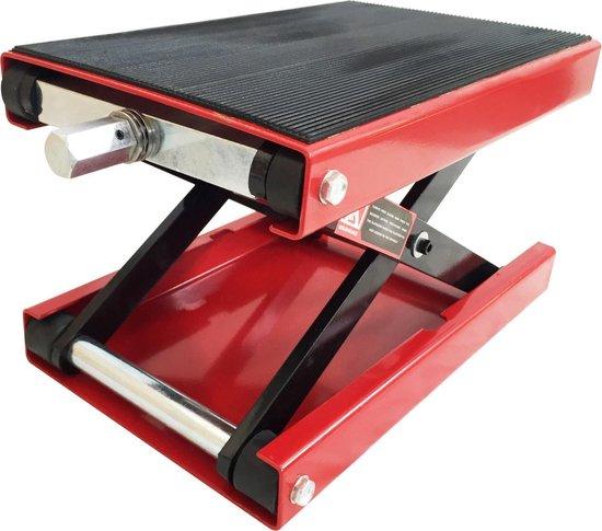 Motorfiets lift motorlift schaarlift motolift bromfiets motor - 500 kg