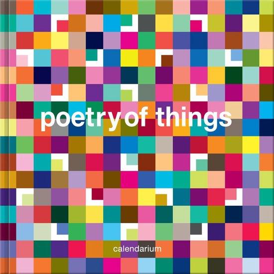 poetry of things