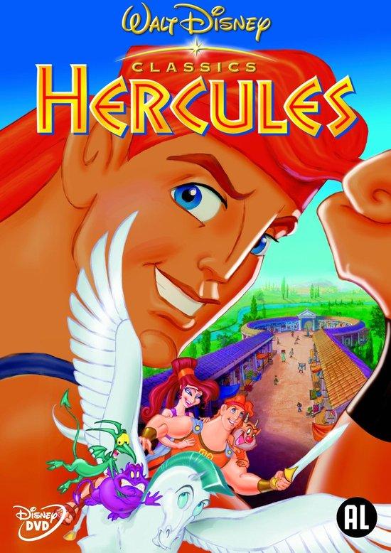 Cover van de film 'Hercules'