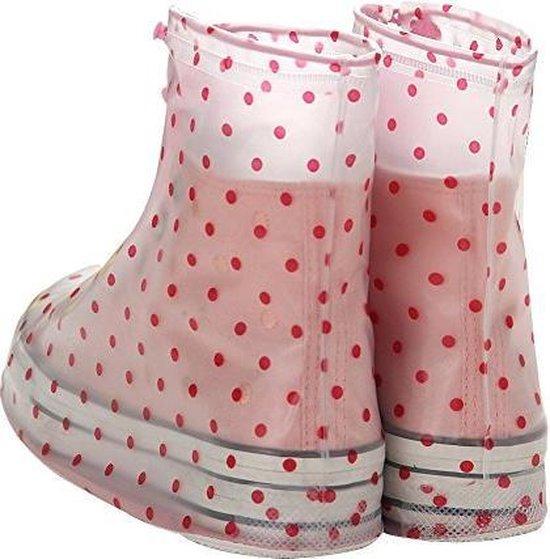 Regen overschoen dames maat 38-40 - Merkloos