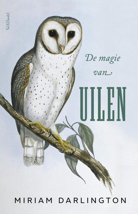 De magie van uilen - Miriam Darlington |