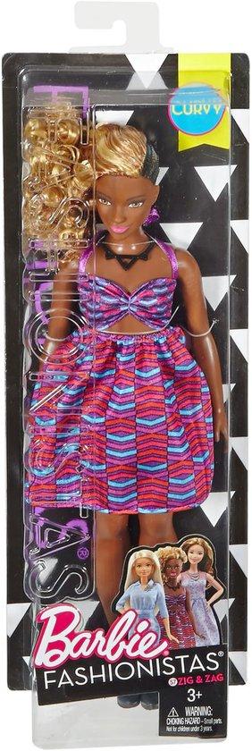 Barbie Fashionistas Zig & Zag - Curvy - Barbiepop - Barbie