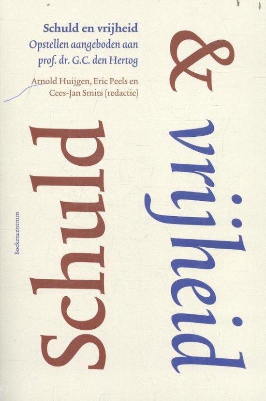 Boek cover Schuld en vrijheid van Huijgen (Paperback)