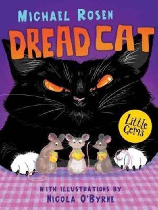 Boek cover Dread Cat van Michael Rosen (Paperback)