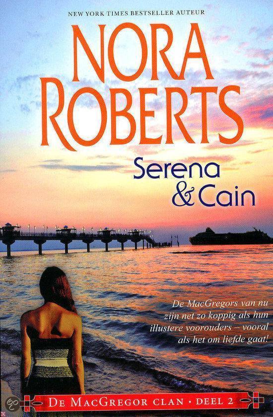 Serena & Caine - Nora Roberts  