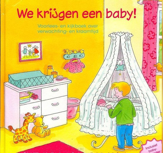 We krijgen een baby! - Willemieke Kloosterman-Coster | Readingchampions.org.uk