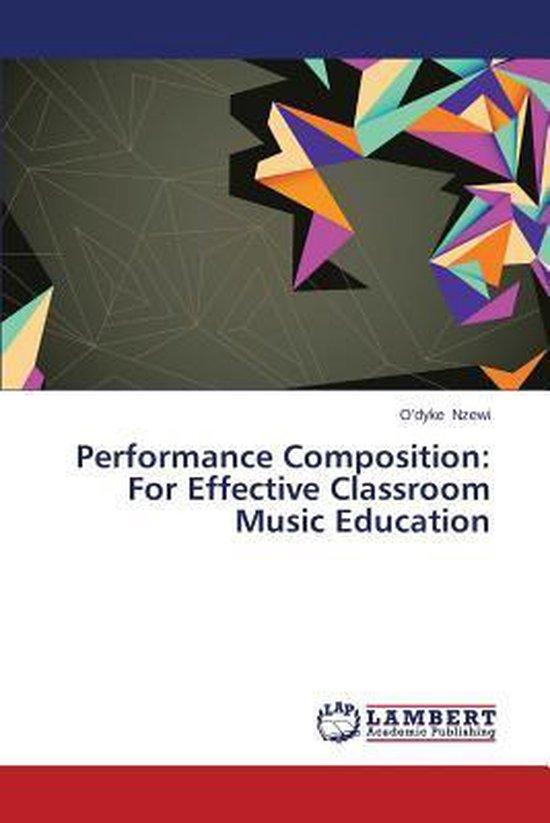 Performance Composition