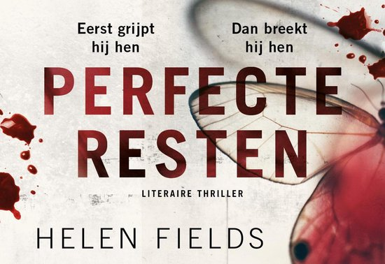 Perfecte resten - Helen Fields | Readingchampions.org.uk