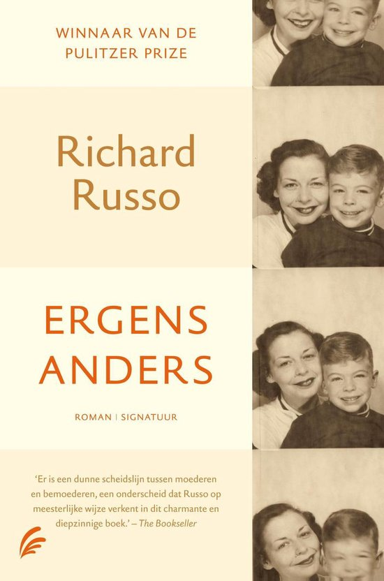 Ergens anders - Richard Russo  
