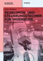 Regelungs- Und Steuerungstechnik Fur Ingenieure