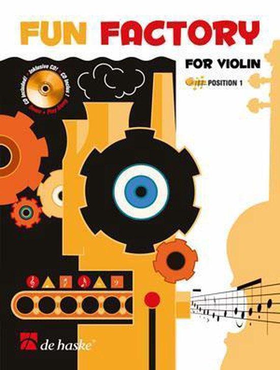 Fun Factory for Violin - Divers | Fthsonline.com