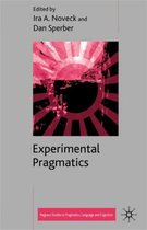Experimental Pragmatics