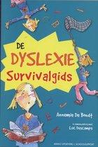 Boek cover De dyslexie survival gids van Annemie De Bondt (Paperback)