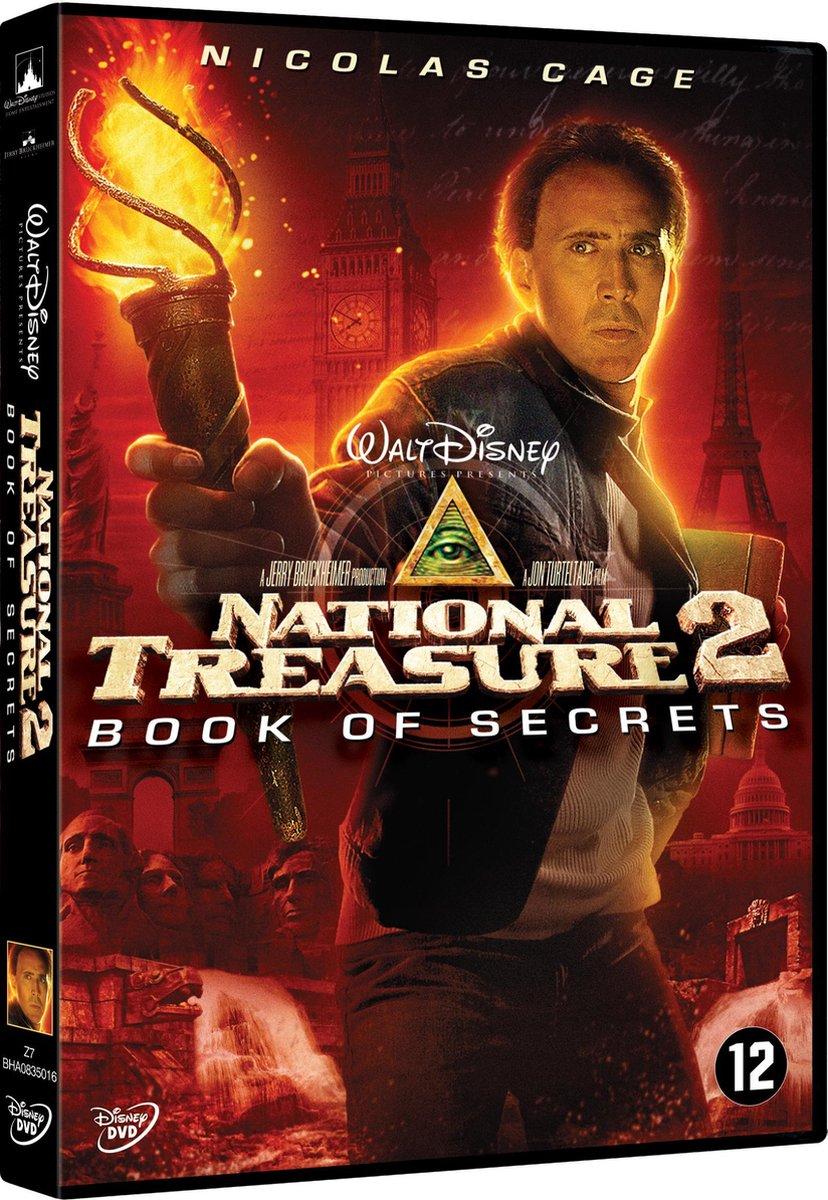National Treasure 2: Book Of Secrets - Movie