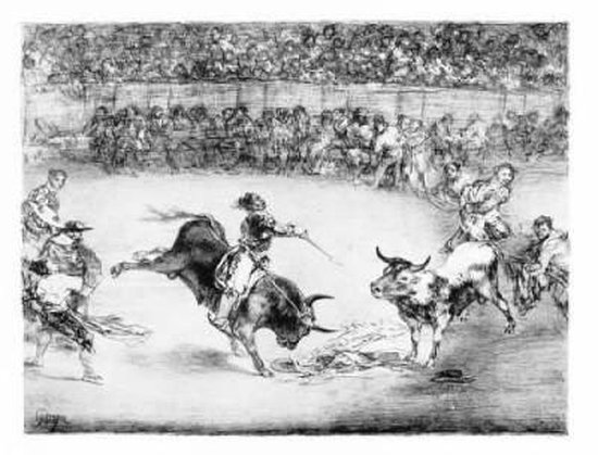 Great Goya Etchings