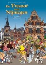 De avonturen van Kim & Eddy 3 -   De Tresoor van Nijmegen