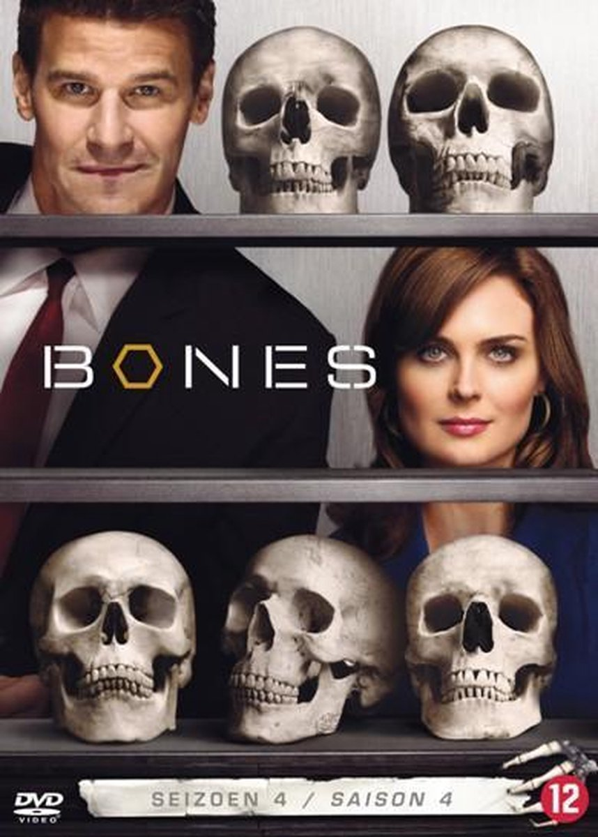 Bones - Seizoen 4 - Tv Series