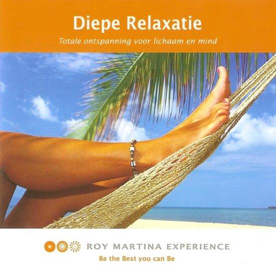 Boek cover Diepe Relaxatie van Roy Martina (Onbekend)