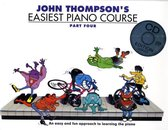 John Thompson's Easiest Piano Course 4 & CD