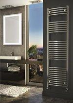 Sanifun handdoekradiator Medina Rondo 1800 x 400 Chroom