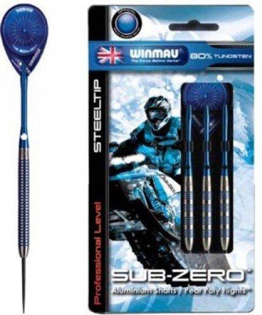 Darts Winmau Sub-Zero 80% tungsten 25 gram