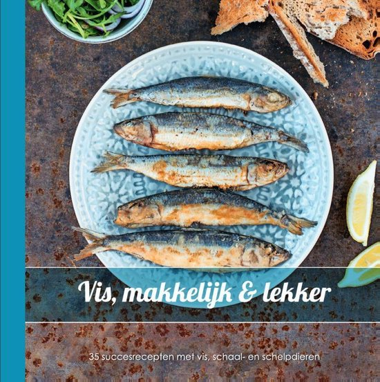 Vis, makkelijk & lekker - none |