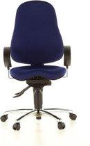 Hjh Office Orthopedische Bureaustoel Sitness 10 - Blauw