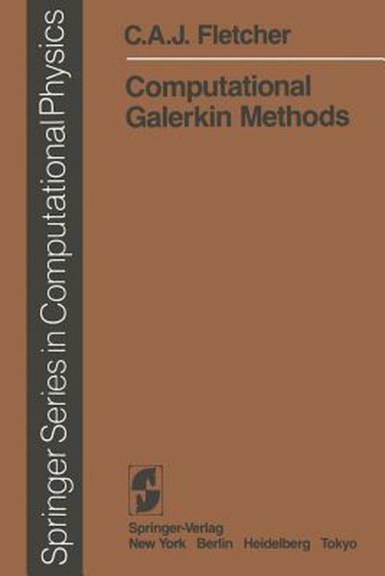 Computational Galerkin Methods