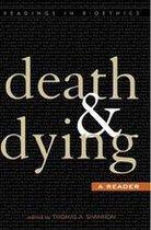 Boek cover Death and Dying van Paul B. Bascom